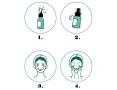 Двухфазная сыворотка для проблемной кожи с кислотами и центеллой Some By Mi AHA BHA PHA 30 Days Miracle Serum