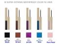 Подводка для глаз цветная Missha M Super-Extreme Waterproof Color Fix Liner
