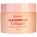 Крем для лица с коллагеном Deoproce Cleanbello Collagen Essential Moisture Cream