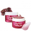 Увлажняющий крем-пилинг с экстрактом винограда Holika Holika Smoothie Peeling Jam (Grape Expectation)
