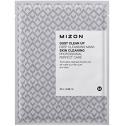 Тканевая очищающая маска Mizon Dust Clean Up Deep Cleansing Mask