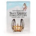 Маска с ослиным молоком Elizavecca Silky Creamy Donkey Steam Cream Mask Pack