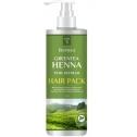 Освежающая маска для волос Deoproce Greentea Henna Pure Refresh Hair Pack