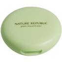 Компактная пудра Nature Republic Botanical Green Tea Pore Pact