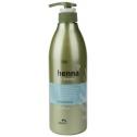 Увлажняющий шампунь с экстрактами хны и керамидов Flor de Man Henna Hair Shampoo