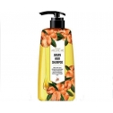 Шампунь с экстрактом арганового масла Welcos Around Me Argan Damage Hair Shampoo