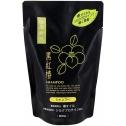 Шампунь с экстрактом черной камелии для сухих и поврежденных волос Kumano Cosmetics Shiki-Oriori Shampoo