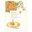 Маска для лица с экстрактом меда тканевая The Saem Natural Honey Mask Sheet