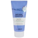 Очищающая пенка с водородом The Saem Natural Condition Sparkling Anti-dust Cleansing