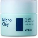 Маска для сухой кожи лица Vprove Micro Clay Black Mud Pack Purifing