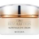 Питательный крем для век Missha Time Revolution Nutritious Eye Cream