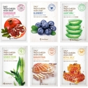 Тканевая маска Mijin Cosmetics Skin Planet Daily Fresh Garden Mask Sheet