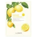 Маска для лица с экстрактом лимона тканевая The Saem Natural Lemon Mask Sheet