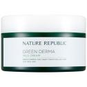 Крем для лица с экстрактом прополиса Nature Republic Green Derma Mild Cream