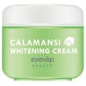 Осветляющий крем с экстрактом каламанси и ниацинамидом Eyenlip Calamansi Whitening Cream