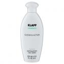 Эксфолиатор для жирной кожи Klapp Clean And Active Exfoliator Lotion Oily Skin