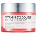 Интенсивно увлажняющий крем с витамином В12 Missha Vitamin B12 Double Hydrop Cream