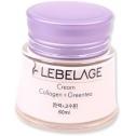Увлажняющий крем с коллагеном и зеленым чаем Lebelage Collagen + Green Tea Moisture Cream