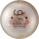 Румяна для создания естественного макияжа It's Skin Babyface Petit Blusher