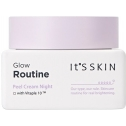 Ночной крем для выравнивания тона It's Skin Glow Routine Peel Cream Night