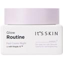 Ночной крем для выравнивания тона It's Skin Glow Routine Peel Cream Night