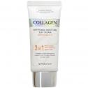 Солнцезащитный крем с коллагеном 3 в 1 Enough Collagen Whitening Moisture Sun Cream 3 in 1 SPF50+ PA+++
