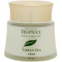Крем c экстрактом зеленого чая Deoproce Green Tea Total Solution Cream
