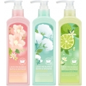 Гель для душа и пена для ванны Nature Republic Love Me Bubble Bath And Shower Gel