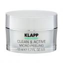 Микропилинг Klapp Clean And Active Micro Peeling