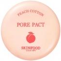 Компактная пудра для проблемной кожи Skinfood Peach Cotton Pore Pact