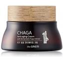 Омолаживающий крем для лица The Saem Chaga Anti-aging Cream