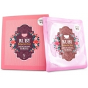 Гидрогелевая маска с розой Koelf Ruby & Bulgarian Rose Hydro Gel Mask Pack