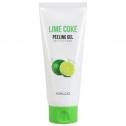 Пилинг-скатка с экстрактом лайма и газированной водой Koelcia Lime Coke Peeling Gel