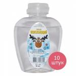 Спиртовой антисептик Чистый Хирви спиртовое средство для дезинфекции рук 10 штук