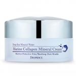 Крем для лица с морским коллагеном Deoproce Marine Collagen Mineral Cream