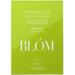 Осветляющие патчи для век с микроиглами Blom Succinic Acid Microneedle Eyepatches