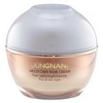 Многофункциональный крем с муцином Jungnani Multi-Care Snail Cream