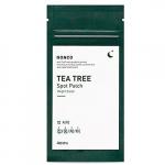 Ночные патчи против акне A'Pieu Nonco Tea Tree Spot Patch Night Care