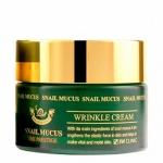Крем для лица омолаживающий 3W Clinic Snail Mucus Age Repair Cream