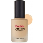 Стойкая тональная основа Etude House Double Lasting Foundation SPF42 PA++