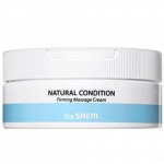 Массажный крем The Saem Natural Condition Firming Massage Cream