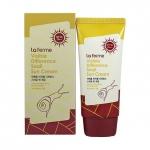 Улиточный солнцезащитный крем FarmStay Visible Difference Snail Sun Cream SPF 50+ PA+++