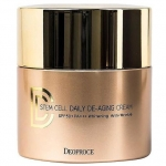 Маскирующий ДД-крем Deoproce Stem Cell Daily De-Aging Cream