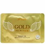 Гидрогелевые патчи для шеи Petitfee Gold Neck Pack Hydrogel Angel Wings