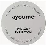 Гидрогелевые патчи для глаз со змеиным пептидом Ayoume Syn-Ake Eye Patch