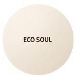 Тональная основа для макияжа The Saem Eco Soul Bounce Cream Foundation