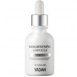 Сыворотка для сияния кожи Yadah Brightening Ampoule