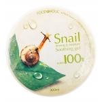 Многофункциональный улиточный гель FoodaHolic Snail Firming and Moisure Soothing Gel