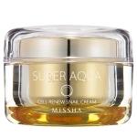 Антивозрастной крем для лица Missha Super Aqua Cell-Renew Snail Cream