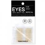 Стикеры для коррекции разреза глаз Tony Moly Double Eyelid Tape